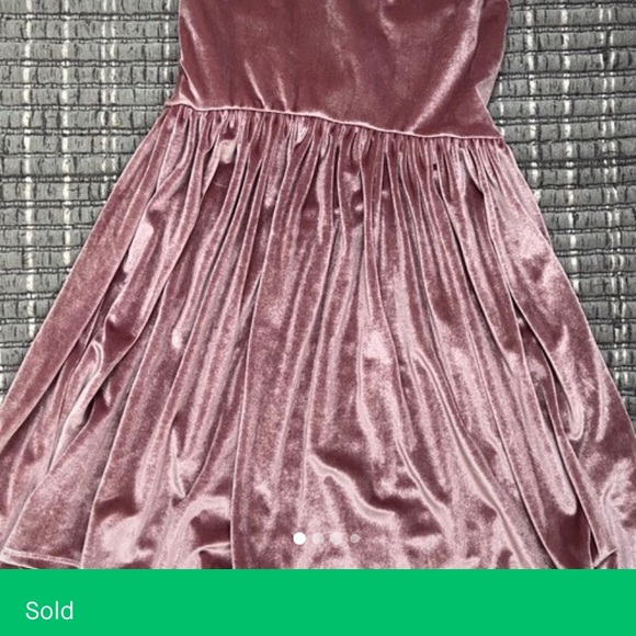 Forever 21 Dresses & Skirts - SOLD! DO NOT BUY Faux suede dress